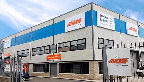 Ahern International Expands to Ireland