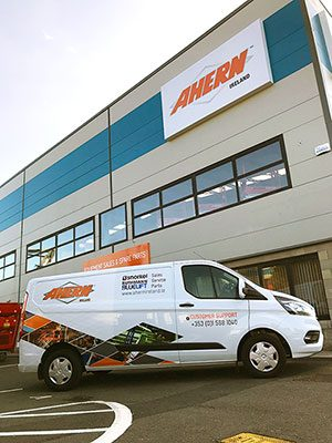 Ahern Ireland Service & Support