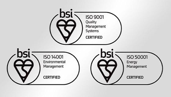 Snorkel Europe ISO Certification